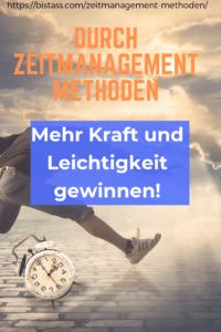 Zeitmanagement-Methoden